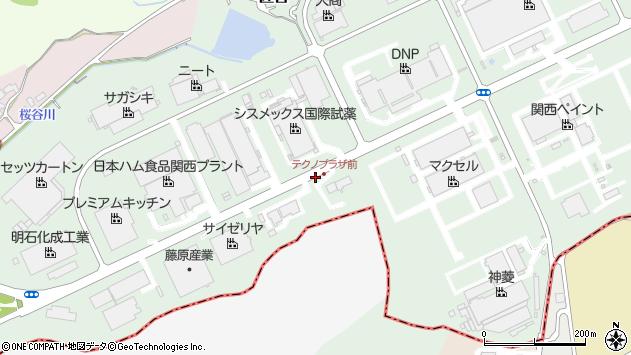 〒675-1322 兵庫県小野市匠台の地図