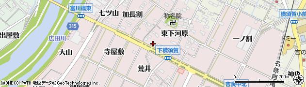 KISSMEPUB周辺の地図