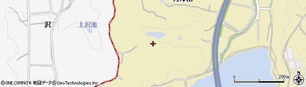 愛知県武豊町(知多郡)冨貴(カル田)周辺の地図