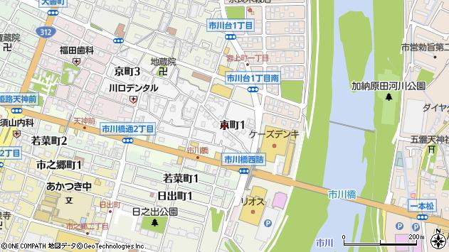 〒670-0824 兵庫県姫路市京町の地図