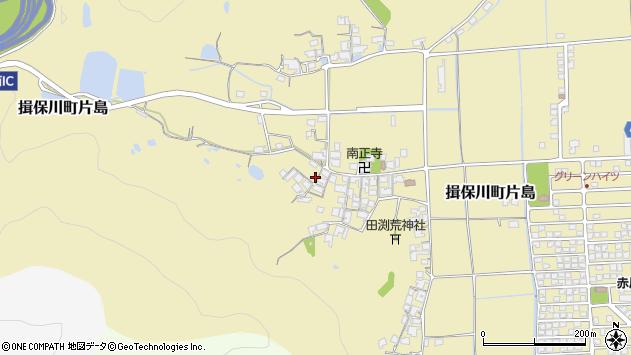 〒671-1651 兵庫県たつの市揖保川町片島の地図