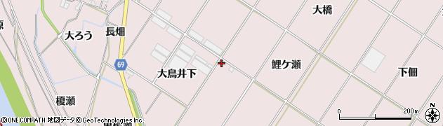 愛知県豊橋市賀茂町(杉本)周辺の地図