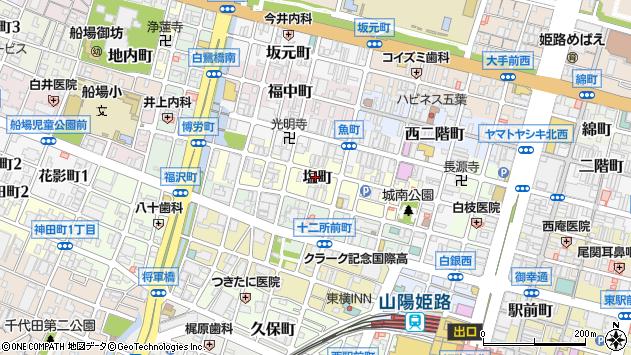 〒670-0904 兵庫県姫路市塩町の地図