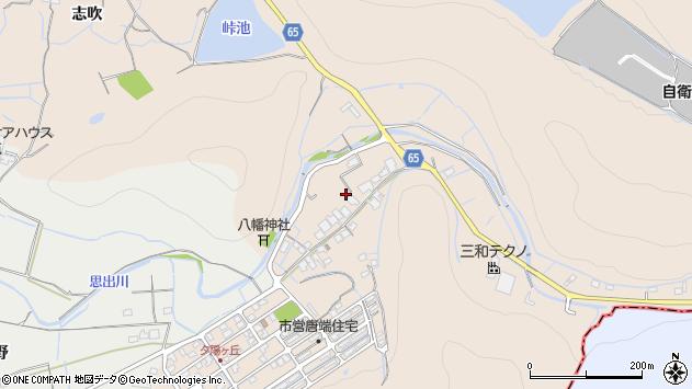 〒671-0214 兵庫県姫路市飾東町唐端新の地図