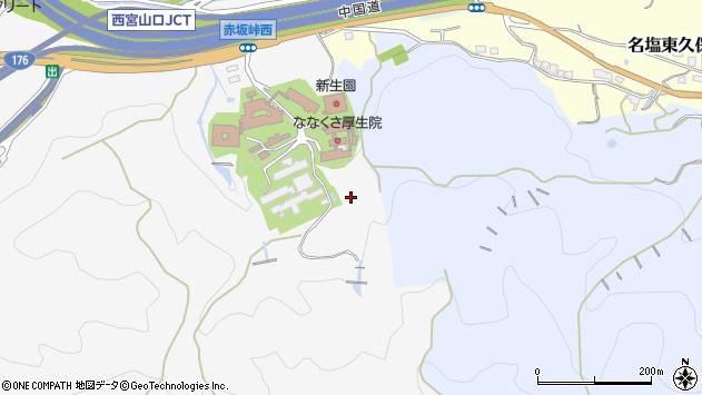 〒651-1412 兵庫県西宮市山口町下山口の地図