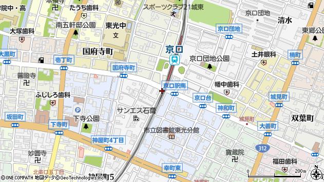 〒670-0846 兵庫県姫路市天神町の地図