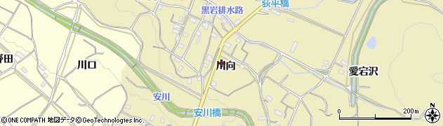 ぴあ周辺の地図