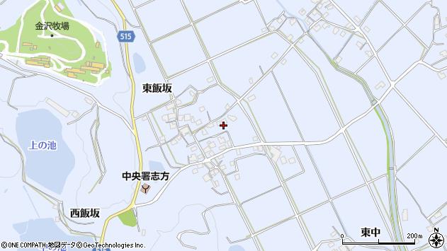 〒675-0344 兵庫県加古川市志方町東飯坂の地図