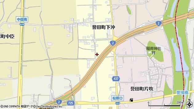 〒679-4138 兵庫県たつの市誉田町下沖の地図