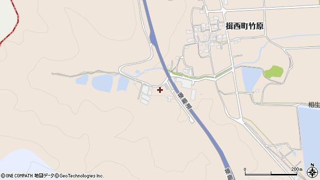 〒679-4026 兵庫県たつの市揖西町竹原の地図