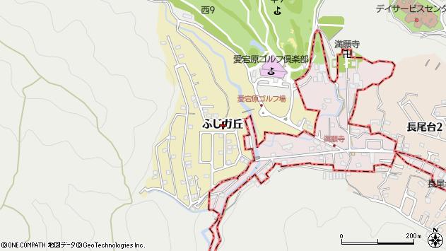 〒665-0806 兵庫県宝塚市ふじガ丘の地図
