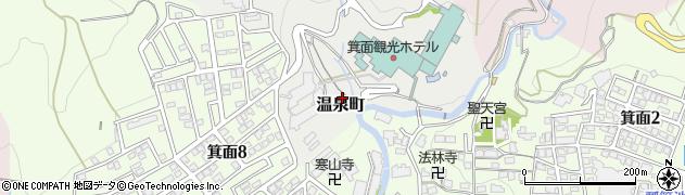 白玉稲荷大明神周辺の地図