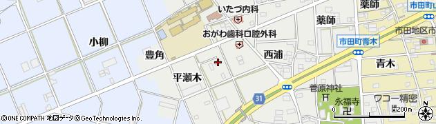 ゆらり周辺の地図