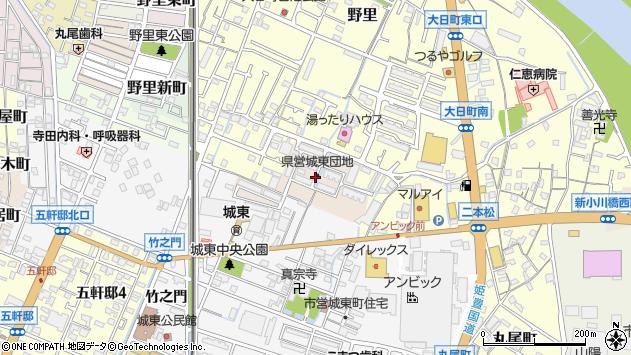 〒670-0812 兵庫県姫路市睦町の地図