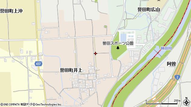 〒679-4136 兵庫県たつの市誉田町井上の地図