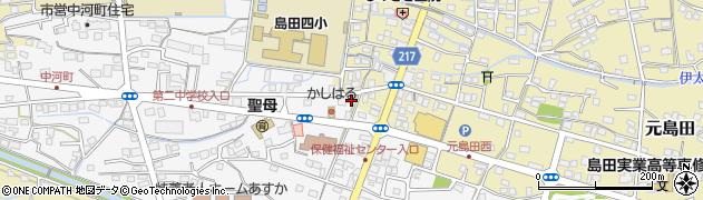 ZERO周辺の地図