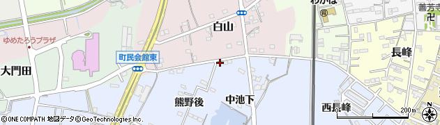 みさおカラオケ居酒屋周辺の地図