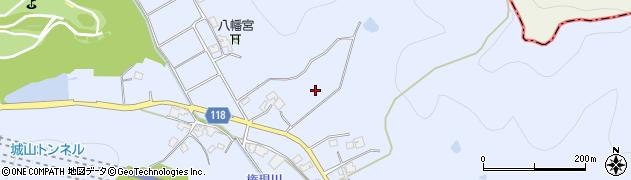 兵庫県加古川市志方町(野尻)周辺の地図