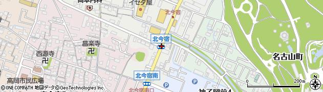 北今宿周辺の地図