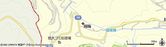 愛知県豊川市御津町金野(国坂)周辺の地図