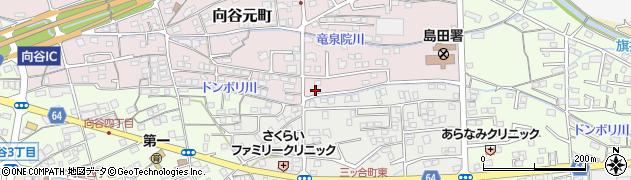 酒房いしの周辺の地図