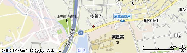 けんちゃん周辺の地図