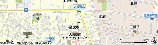 有限会社一本屋 大崎店周辺の地図