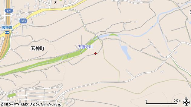 〒675-1316 兵庫県小野市天神町の地図