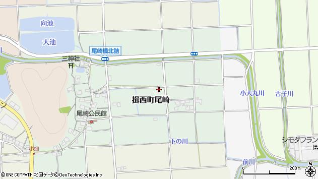 〒679-4024 兵庫県たつの市揖西町尾崎の地図
