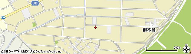 愛知県豊川市豊津町(野中)周辺の地図
