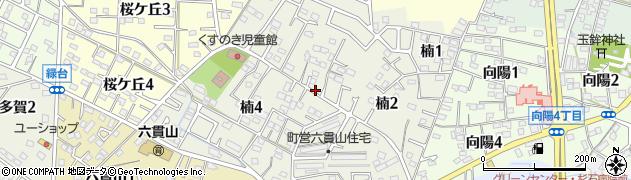 愛知県武豊町(知多郡)楠周辺の地図