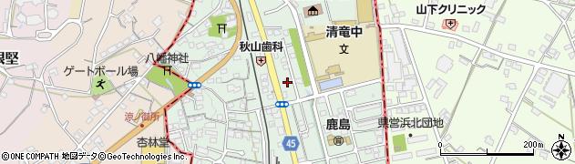 よらまいか周辺の地図
