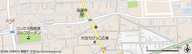 サマンサ周辺の地図