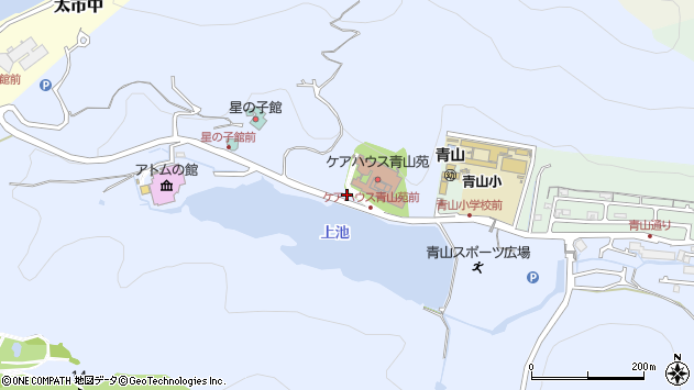 〒671-2222 兵庫県姫路市青山の地図