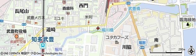 ぽぽらーれ周辺の地図