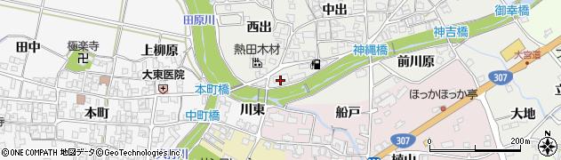 京都府綴喜郡宇治田原町周辺の地図