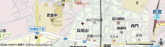 味彩屋・銀月周辺の地図