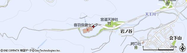 愛知県豊川市赤坂町(狭石)周辺の地図