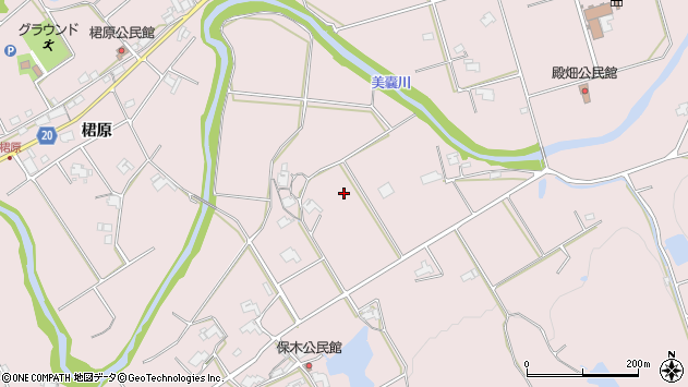 〒673-0742 兵庫県三木市口吉川町保木の地図