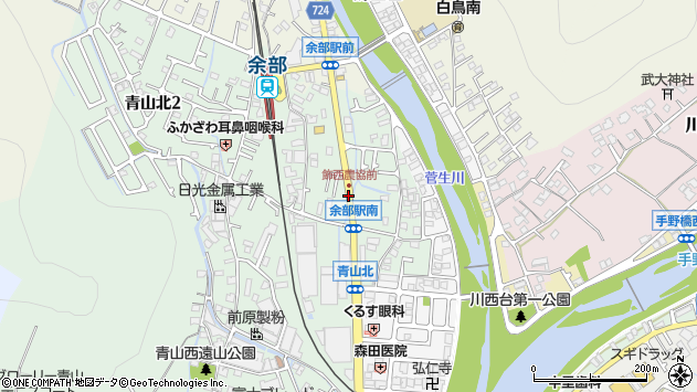 〒671-2221 兵庫県姫路市青山北の地図