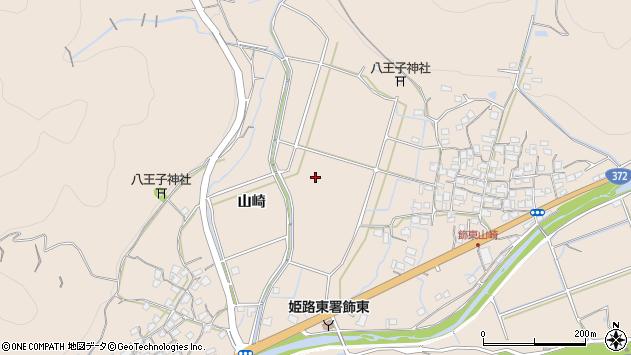 〒671-0207 兵庫県姫路市飾東町山崎の地図