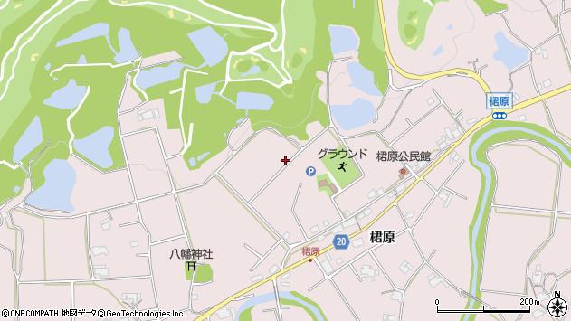 〒673-0743 兵庫県三木市口吉川町桾原の地図