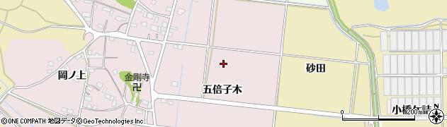 愛知県豊川市西原町(飛越)周辺の地図