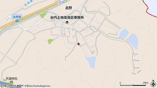 〒671-0202 兵庫県姫路市飾東町北野の地図