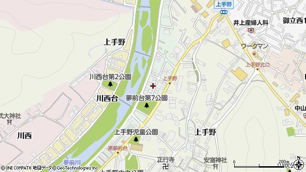 〒670-0064 兵庫県姫路市東夢前台の地図