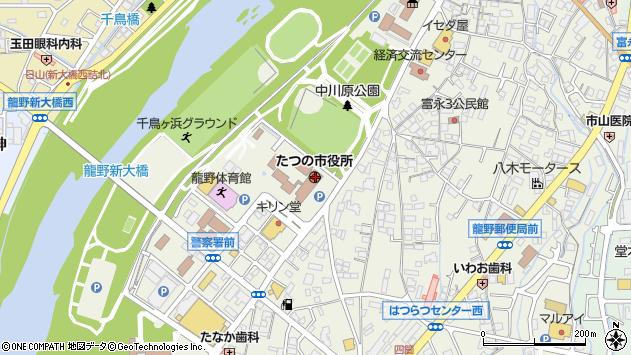 〒679-4100 兵庫県たつの市(以下に掲載がない場合)の地図
