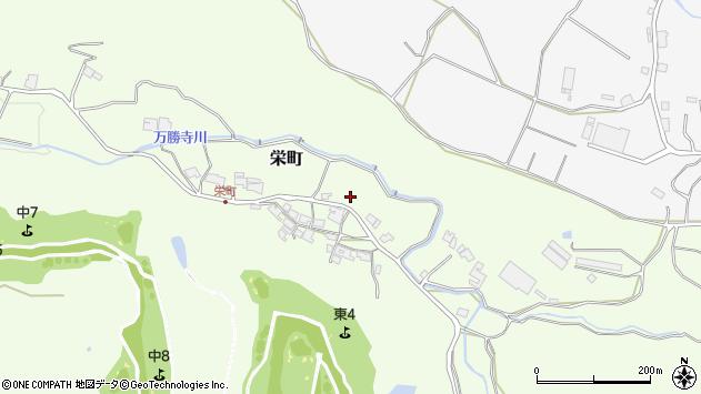 〒675-1312 兵庫県小野市栄町の地図