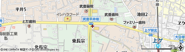 JIN周辺の地図