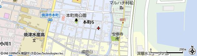 温石周辺の地図