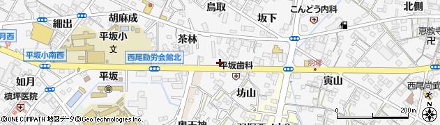 クラブ・ルミナス周辺の地図